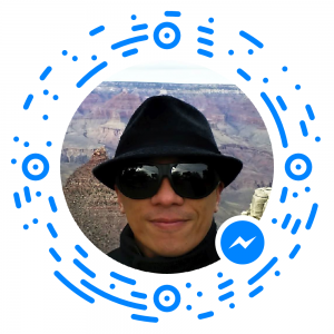 Terence Chang Facebook Messenger