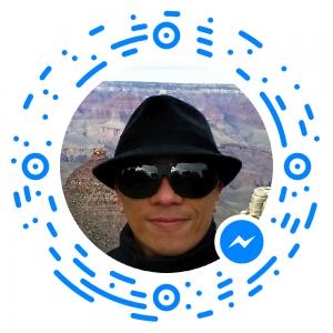 Terence Chang Facebook Messenger